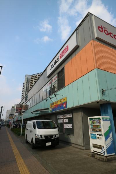 グランツリー武蔵小杉向かいの商業施設