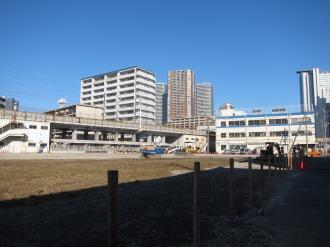 ケーヒン川崎工場跡地