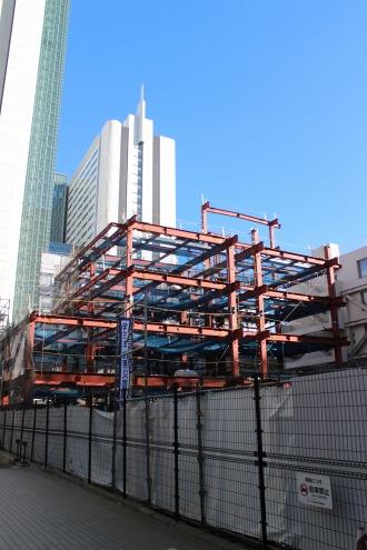 武蔵小杉再開発地区のリカザイ建替え