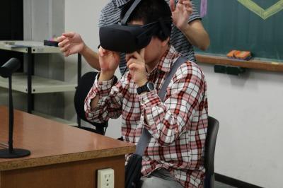 「KCS::Computer Society」VRゲーム