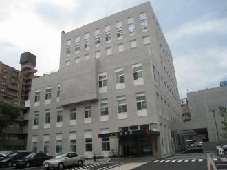 建て替えられた中原警察署