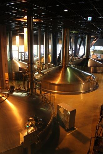 過去エントリでご紹介「キリンビール横浜工場」