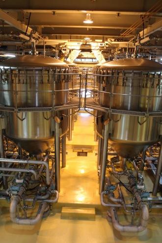 ビールの濾過機