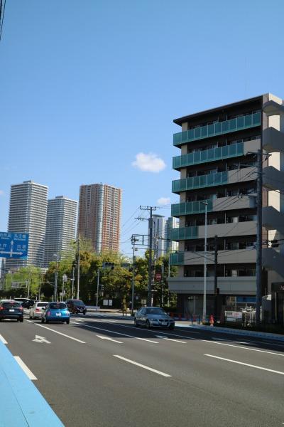 竣工した「グリエラ武蔵小杉」と武蔵小杉のタワーマンション