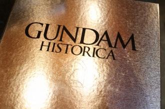 「GUNDAM HISTORICA」