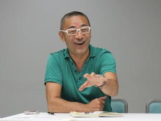 NPO法人ピープルデザイン研究所の代表理事・須藤シンジさん