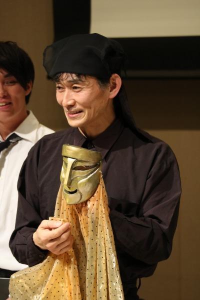 「人形劇団ひとみ座」代表 中村孝男さん