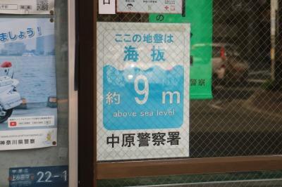 武蔵中原駅前交番