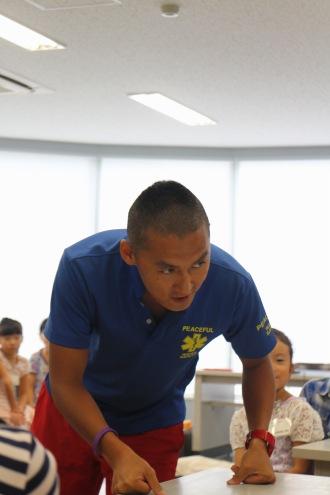 講師の田村寛之さん