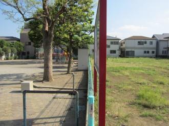 井田杉山町公園と隣接地