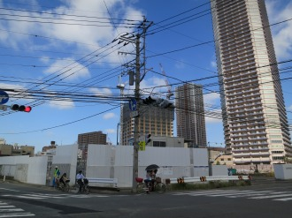 Aステージ…東京機械製作所玉川製造所第一工場跡地
