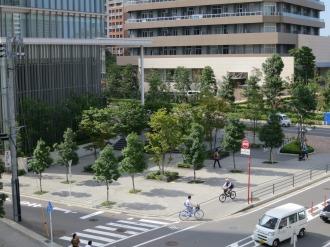 Kステージ…野村不動産武蔵小杉ビルN棟前広場