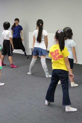 「KSG48」ダンスワークショップ(練習)