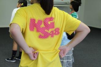 「KSG48」のユニフォーム