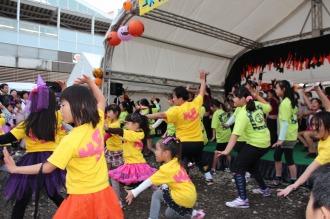 ■「KSG48・上丸子小学校・アレアファーレ」ダンスチーム