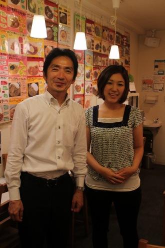 安藤さんと奥村さん