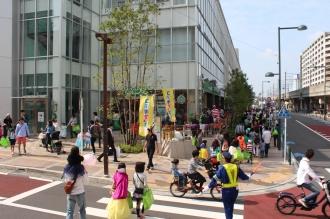 恒例企画「トリックオアトリートスタンプラリー」