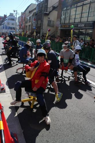 「いす-1グランプリ武蔵小杉大会 コスギフェスタカップ」