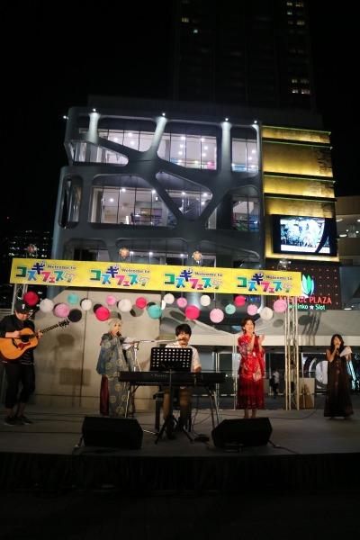 「タワレコ秋まつり ミュージックフェスタinコアパーク」