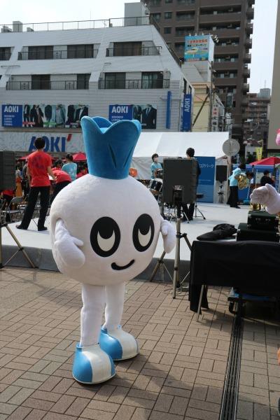 「コスギフェスタ2016」に登場したキャラクターたち