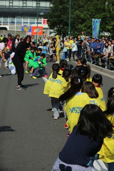 地域の子どもたちの参加