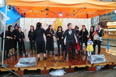 ゴスペルグループ「Puel Choir」