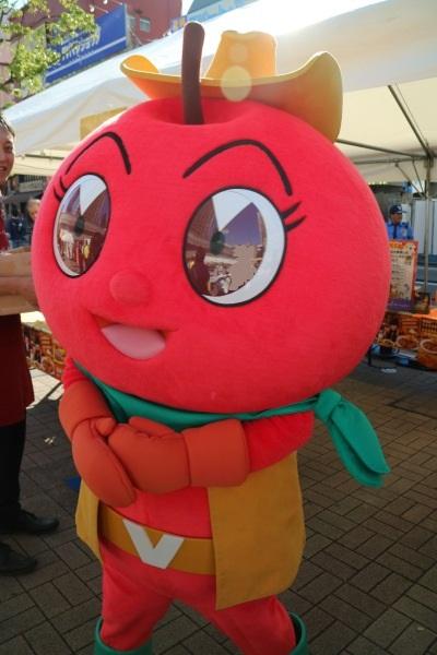 りんごキッド撮影会