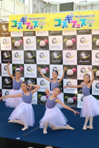 Kバレエスクール横浜校の演技