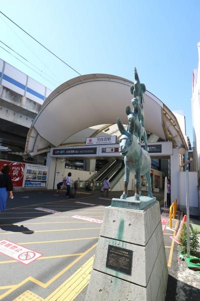 東急元住吉駅