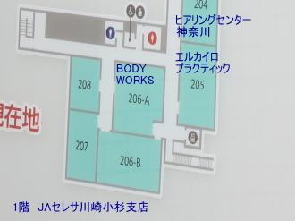 セントア武蔵小杉の「206A」