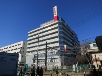 JR武蔵小杉駅北口の小杉ビルディング