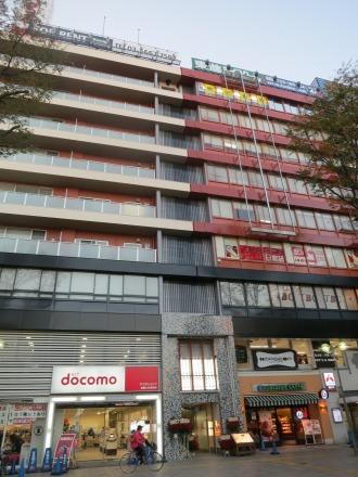 「武蔵小杉北口店」がオープンする「小杉ビルディング」