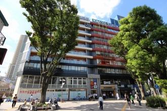 武蔵小杉駅北口の小杉ビルディング