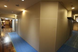 地下1階「とんQ亭」跡地の「BISTRO LANTERN(ビストロランタン)」出店区画