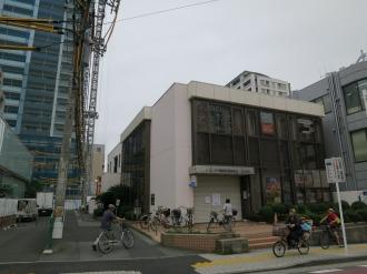 JAセレサ川崎小杉支店の旧店舗