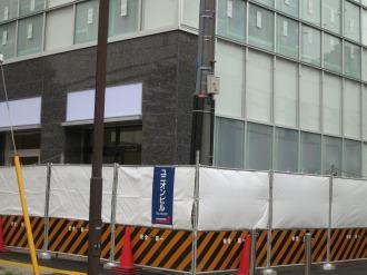 「かどや」「ジェクト」が入居する東側商業施設北側部分