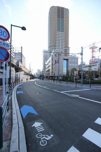 小杉町3丁目中央地区第一種市街地再開発事業による都市計画道路