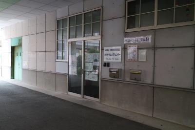 2階への入口