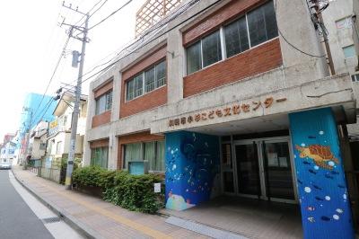 中原区役所敷地内に代替施設がオープンした「小杉こども文化センター」