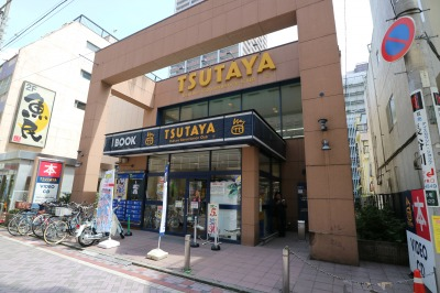 仮設店舗に移転予定の「TSUTAYA」