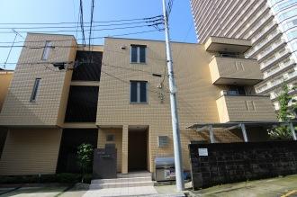 旧「F地区」で建て替えが進んだマンション