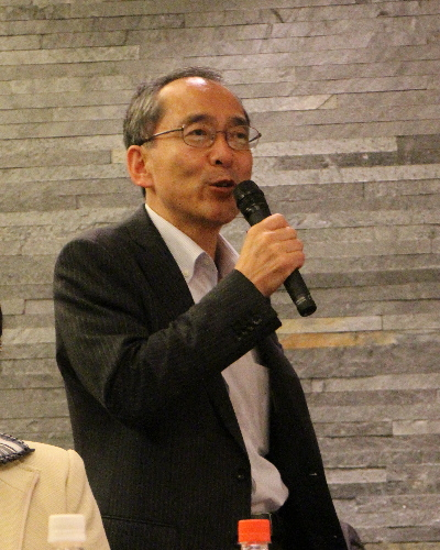 川崎市副市長 三浦淳氏