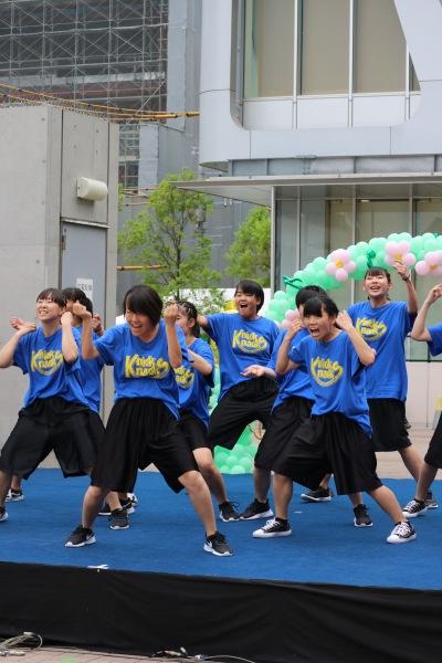 高津高校ダンス部