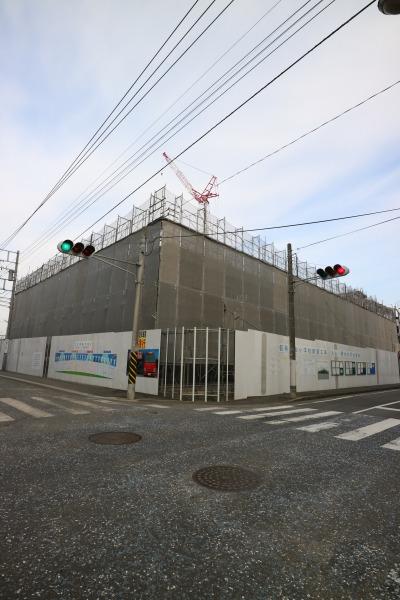 川崎市立小杉小学校の建設地