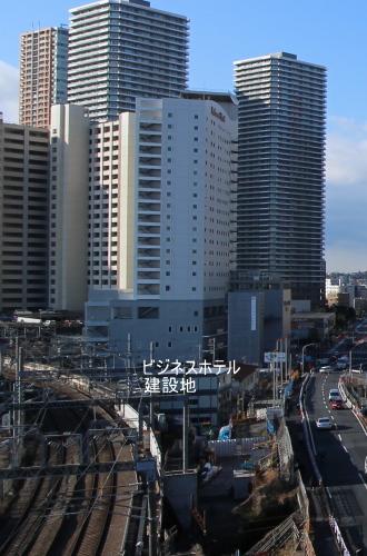川崎バルブのホテル建設用地