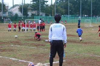 ちびっこサッカー教室