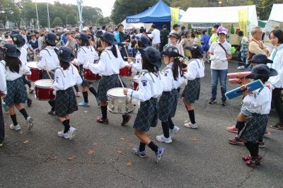 今年は開催されない音楽パレード