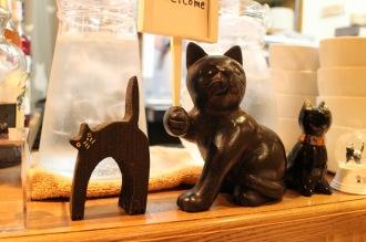 黒猫の物置