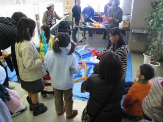 バルーンアート教室(2008年)