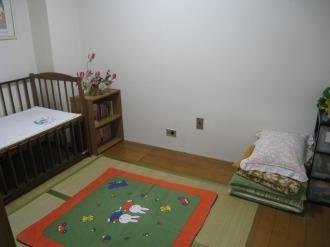 子ども用待合室